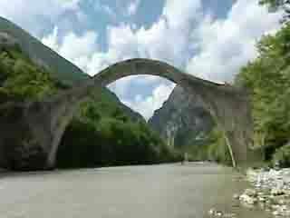 Epirus:  ギリシャ:      Tzoumerka