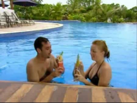 バヌアツ:      Vanuatu, resort