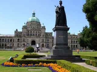 Vancouver Island:  British Columbia:  Canada:      Victoria