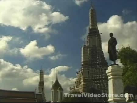 Бангкок:  Таиланд:      Ват-Арун