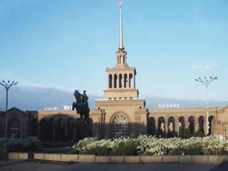 Armenia:      Yerevan
