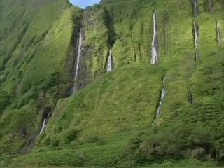 亚速尔群岛:  葡萄牙:      Azores, landscape