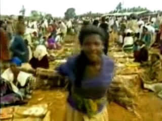Ethiopia:      Dorze tribe