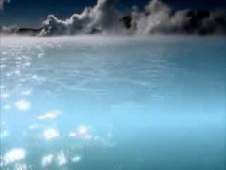 Исландия:      Голубая Лагуна, термальный курорт