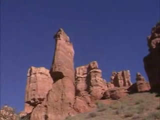 Images Charyn Canyon landscape
