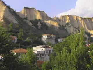 Болгария:      Мелник