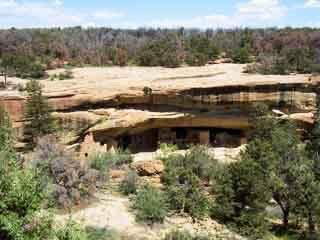 Колорадо:  Соединённые Штаты Америки:      Национальный парк Меса-Верде