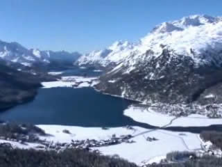 Engadin:  瑞士:  