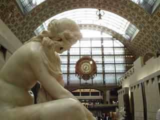 パリ:  フランス:      Musée d'Orsay