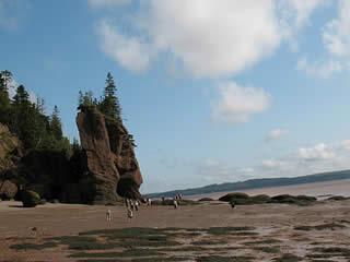 Canada:      New Brunswick
