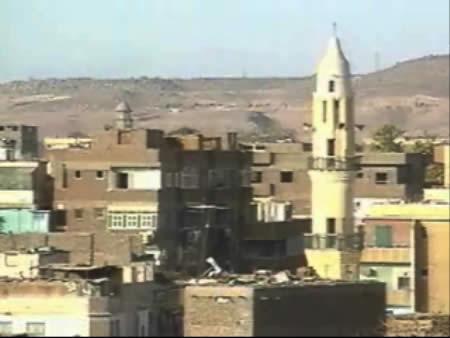 エジプト:      Nubia