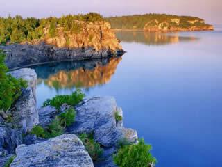 Ontario:  カナダ:      French Jesuit Mission