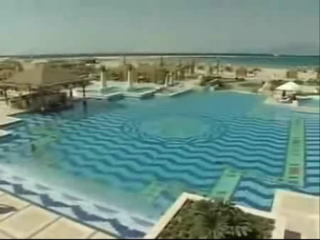 Hurghada:  Egypt:      Soma Bay