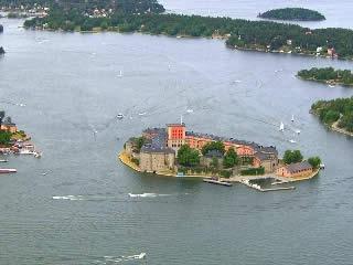Stockholm:  Sweden:      Stockholm archipelago