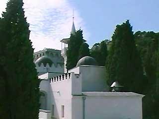 雅尔塔:  克里米亚:  乌克兰:      Kichkine palace