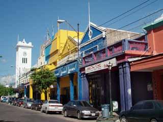 Ямайка:      Кингстон