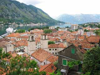 Images Kotor city