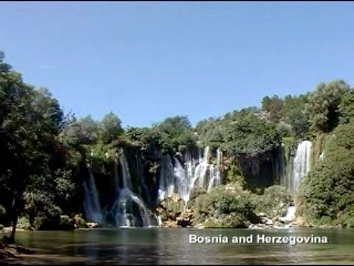 Images Kravica Waterfalls waterfall