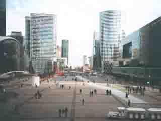 Paris:  France:      La Défense