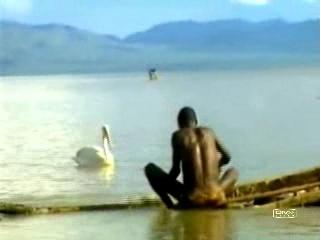 Эфиопия:      Озеро Чамо