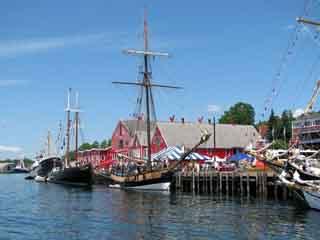 Nova Scotia:  カナダ:      Lunenburg