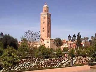 Morocco:      Marrakech