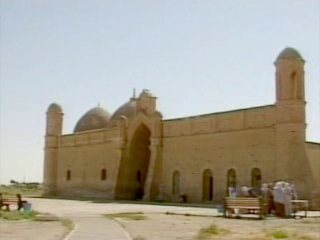 Images Mausoleum of Arystan-bab temple