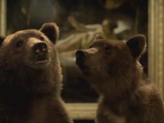 Новости:  Санкт Петербург:  Россия:   2008-04-23   Медведи в Эрмитаже