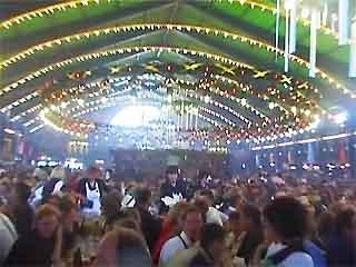 慕尼黑:  德国:      慕尼黑啤酒节