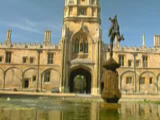 Oxford:  England:  Great Britain:  