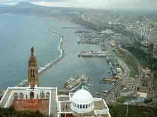 アルジェリア:      オラン