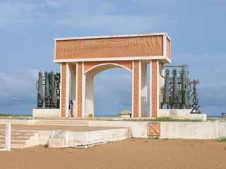 ベナン:      Ouidah