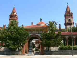 Florida:  United States:      St. Augustine