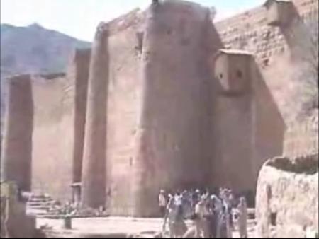 西奈半島:  埃及:      St. Catherine Monastery