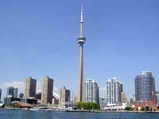 Ontario:  Canada:      Toronto