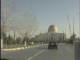 Ашхабад:  Туркменистан:      Президентский дворец