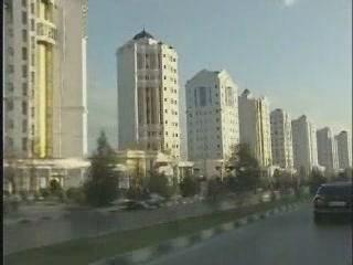 トルクメニスタン:      アシガバート