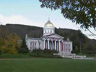Соединённые Штаты Америки:      Вермонт