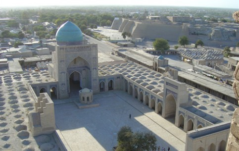 Bukhara is one of the most ancient cities of Central Asia, located on the Great Silk Road. Its age is over 2500 years, the cultural layer is more than 20 meters