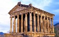 Garni pagan temple Images