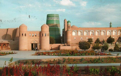 Khiva - the ancient city of Uzbekistan - a place of pilgrimage for tourists, historians and archaeologists