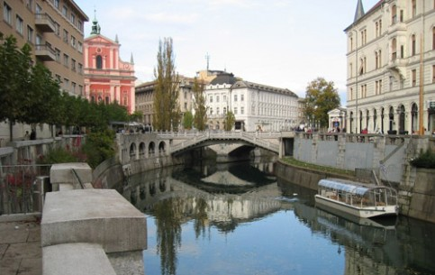 The capital of Slovenia is a beautiful small town situated on the river Ljubljanica that divides the city centre below the castle hill. It's full of galleries, museums and young artists.