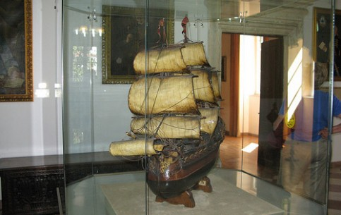 Rich maritime history of the Boko-Kotor Bay and the Montenegrin coast is widely represented in the collection of famous Maritime Museum of Montenegro in Kotor