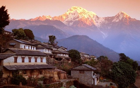 Ancient history, rich, colorful and extraordinary diverse culture, friendly people and wonderful nature - all these are in exotic mountain kingdom of Nepal