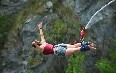 Nepal, bungy jumping 写真