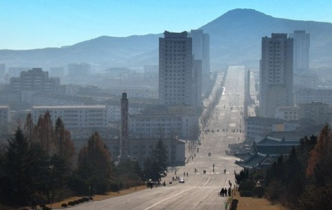 North Korea still remains one of the most secretive for tourists in the world. All movements of foreigners inside the country are under close supervision of local guides