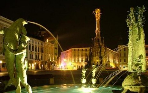 They call the city of Olomouc - Hanácká Rome because of an abundance of architectural monuments and pieces of art