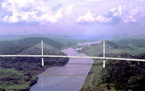 Panama Canal - the longest of artificial waterways – is the main attraction of Panama. An abundance of goods from all over the world makes canal's area a popular tourist spot