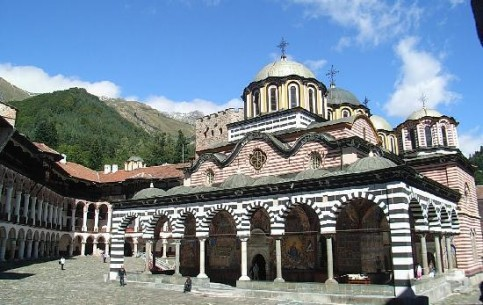 Rila Monastery is one of the greatest shrines of Bulgarian people. It is one of the oldest Orthodox monasteries, founded in the X century by monk Ivan Rilski (St. John of Rila)
