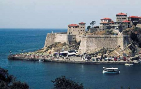The southernmost resort city of Montenegro - Ulcinj is famous with mild climate, greenery, luxury hotels, ancient and medieval monuments